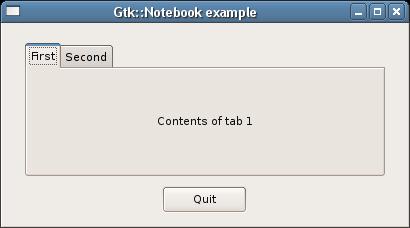 Gtkmm Example